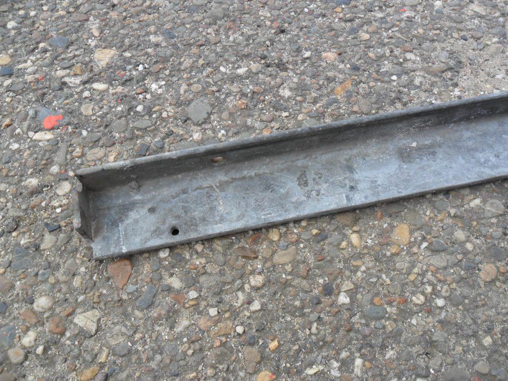 Hoekijzer 5 bij 3 cm  Hovensbouwservice # Ijzeren Wasbak_235644